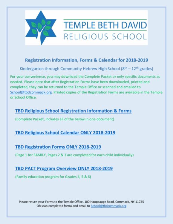 RS Registration Flier 2018-2019 _1_